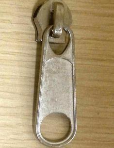 Đầu khóa kéo metal